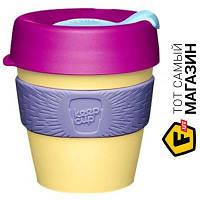 Кружка Keepcup для кофе, дорожная 227 — 1 шт. — пластик цвет светло-желтый можно мыть в посудомоечной машине, подходит для микроволновой печи