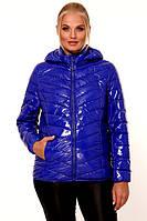 """Яркая женская куртка на молнии.Код """"42"""""""