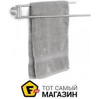 Держатель для полотенец для ванной - металл - Blomus S68510 - нержавеющая сталь шуруп