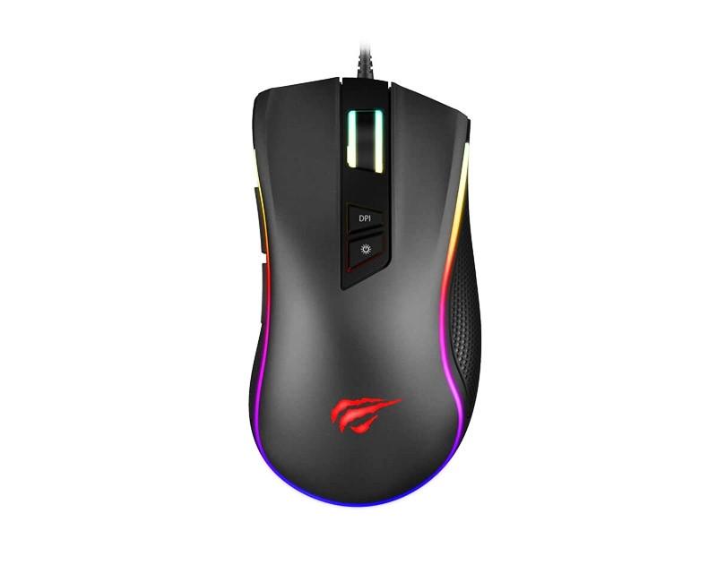 Мышь игровая проводная Havit HV-MS300  black