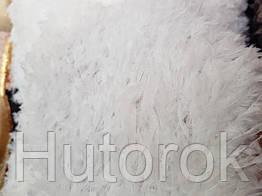 Букле перья (белый)