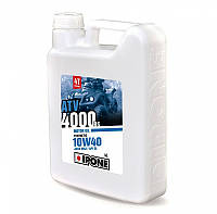 Моторное масло для квадроцикла IPONE ATV 4000 10W40 4T 4л
