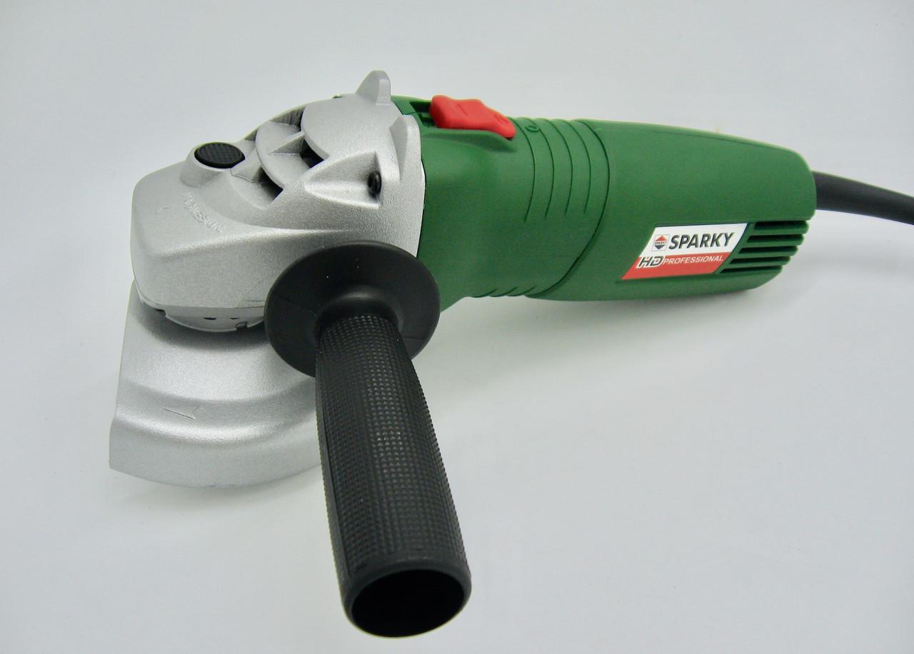 Углошлифовальная машина Sparky M 750E HD(Зелёный)