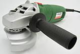 Углошлифовальная машина Sparky M 750E HD(Зелёный), фото 6
