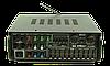 Усилитель Звука UKC AV-326BT - Bluetooth - Караоке + Пульт