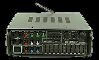 Усилитель Звука UKC AV-326BT - Bluetooth - Караоке + Пульт, фото 1
