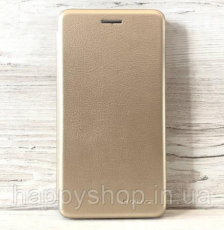 Чехол-книжкаG-case для Samsung Galaxy J3 2017 (J330) Золотой, фото 2