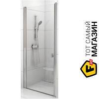 Двери для душевой кабины Ravak Transparent CSD1-90 (0QV70C00Z1)