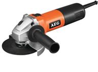 Угловая шлифовальная машина AEG WS 6-125