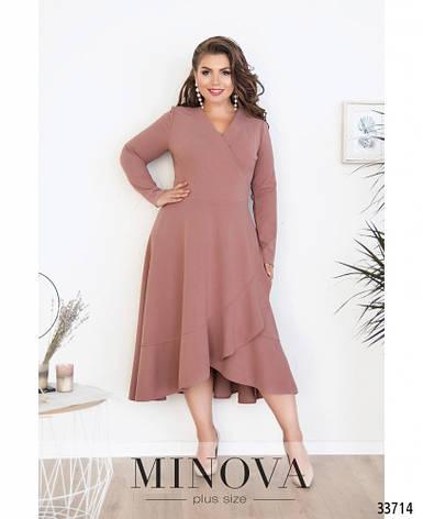 Платье женское элегантное, фото 2