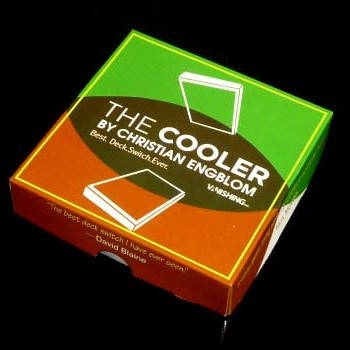 The Cooler (DVD and Gimmick) by Christian Engblom, фото 2