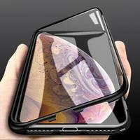 Magnetic case Full Glass 360 (магнитный чехол) для Iphone XR