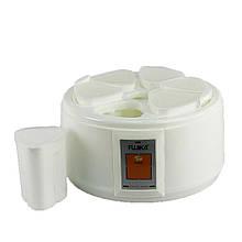 🔝 Йогуртница домашняя Fujika S17 - прибор для приготовления йогурта в домашних условиях | 🎁%🚚