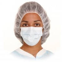 Медицинские маски, бахилы и расходный материал