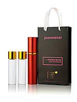 """Подарунковий набір духи з феромонами """"jeanmishel Montale Roses Musk"""""""