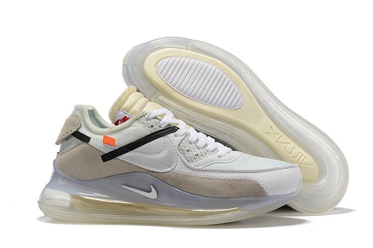 Кроссовки Nike Air Max 720 x Off White
