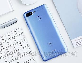 Смартфон Xiaomi Redmi 6 4 64Gb EU Blue, фото 2