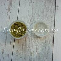 Флок оливковый, 1 мм.