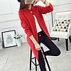 Стильный кардиган с карманами 42-46 (в расцветках ), фото 3