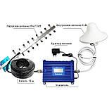 GSM усилитель сигнала репитер Lintratek KW20L-GSM 900 комплект Оригинал, фото 5
