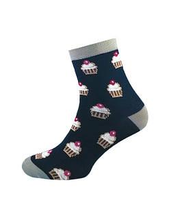 Шкарпетки Marca жіночі ТІСТЕЧКО чорні