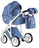 Детская универсальная коляска 2 в 1 Adamex Luciano Q-4, фото 1