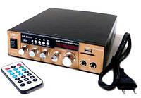 Усилитель Звука UKC SN-003BT FM USBBluetooth + Караоке