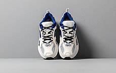 """Кроссовки Nike M2K Tekno """"Белые\Синие"""", фото 2"""