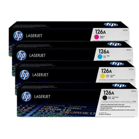 HP - CE310A (126A) Black