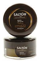 SALTON PROF. Воск для обуви в банке 70 мл Черный (24)(не кондиция ) треснутая банка либо жирная этикетка. нейтральный