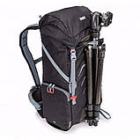 Рюкзак для фотоаппарата MindShift Gear UltraLight Dual 25L Black Magma (На складе), фото 4
