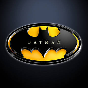 """""""Бетмен: чёрный"""" - Конверт"""