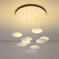 Декоративная светодиодная люстра 54Вт, LPL241
