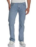 Джинсы Levis  501 Original Fit Jeans Light Stonewash, фото 1