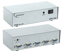 Разветвитель VGA GVS124 на 4 порта