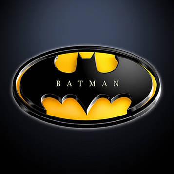 """""""Бетмен: чёрный"""" - Упаковка для подарков"""