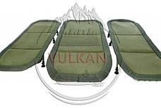 Карповая раскладушка Trakker (Треккер) RLX Flat-6 Superlight Bed, фото 3