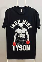 Футболка черная Iron Mike Tyson