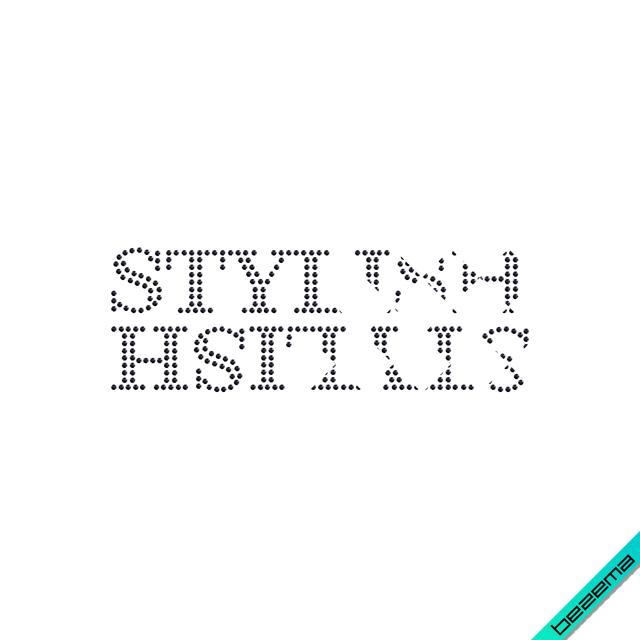 Рисунки из страз на текстиль для дома Stylish (Стекло,2мм-гем.)