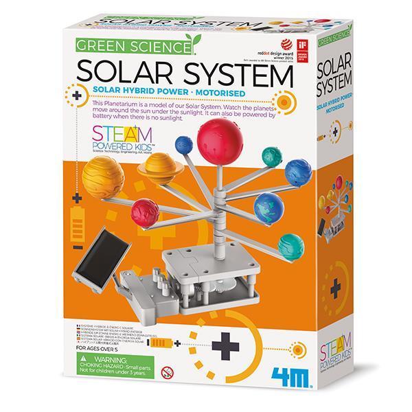 Набор для творчества 4M Модель солнечной системы (00-03416)