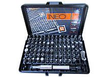 Набор головок торцевых с держателем (99шт) (NEO) 06-104