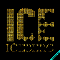 Термоперевод на подвязки Логотип (Стекло,3мм-жел.)