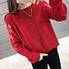 Красивый свитер с пайетками 44-46 (в расцветках), фото 5