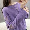 Красивый свитер с пайетками 44-46 (в расцветках), фото 6