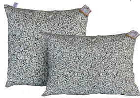 Подушка с шариковым силиконом, бязь (50х70 см.) 15033
