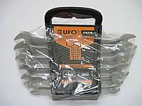 Набор ключей рожковых (6шт) (EURO LINE)  D655