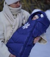 Как выбрать зимний конверт на выписку новорожденного