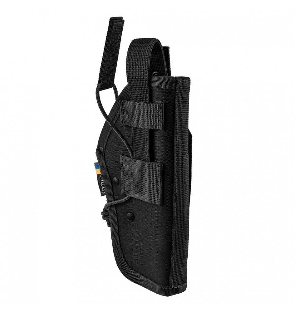 Тактична кобура для пістолета Форт, АПБ, АПС Black (чорний) velmet