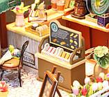 """3D Румбокс Кафе """"Coffee Time"""" - Ляльковий Дім Конструктор / DIY Doll House від CuteBee, фото 10"""