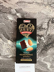 Шоколад Torras Zero без сахара с цельным миндалем 150 грм